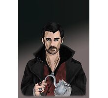 Hook Once Upon a Time Photographic Print