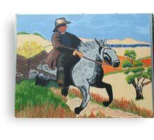 Farmers Mural Canvas Print