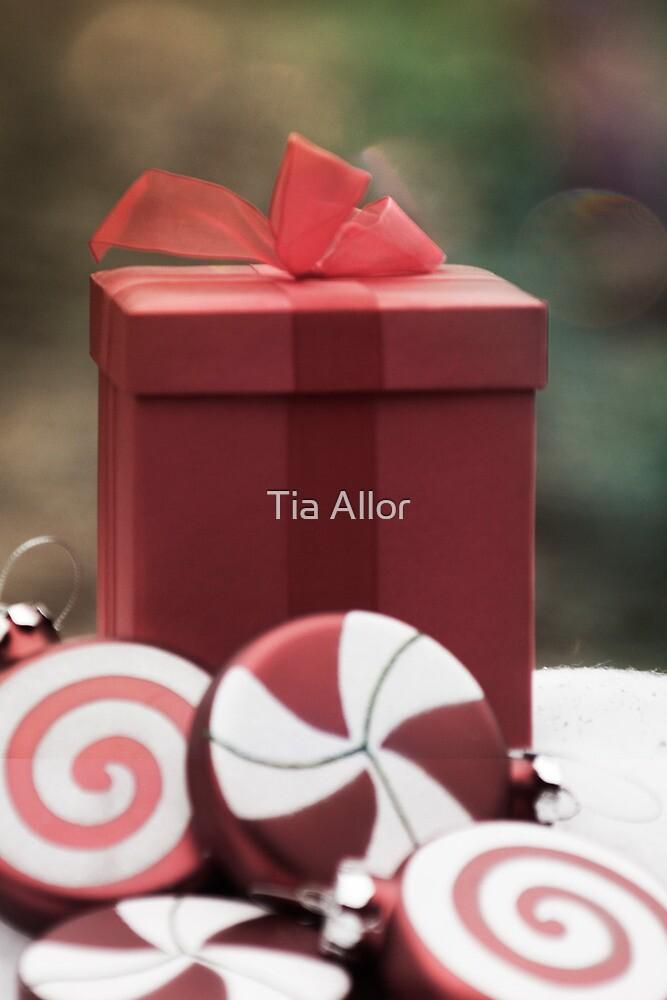 Christmas Time I by Tia Allor-Bailey
