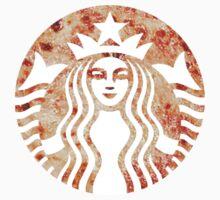 Starbucks Mermaid Pizza Logo - Hipster/Tumblr/Pretty/Trendy Meme by Vrai Chic
