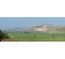 an awesome Lebanon landscape Photographic Print