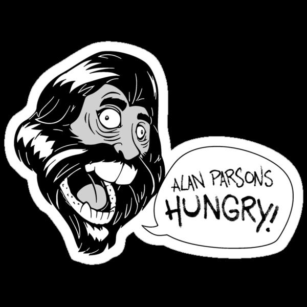 Alan Parsons Hungry! by Kobi-LaCroix