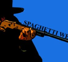 Spaghetti Western (1) Sticker