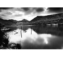 Snow lake-Co. Kerry Photographic Print