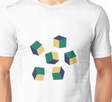Optical Cube Unisex T-Shirt