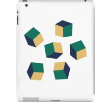 Optical Cube iPad Case/Skin