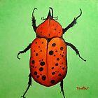 "Beedles - ""Paul"" by Scott Plaster"