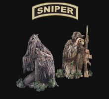 Sniper Team by Walter Colvin