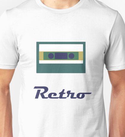 Retro cassette Unisex T-Shirt