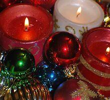 Christmas Lights  by Michelle BarlondSmith