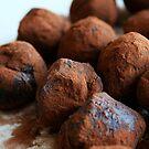 Dark Espresso Truffles by mjds