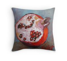 Pomegranate 1 Throw Pillow