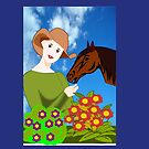 Love for Horses (2835 Views) by aldona