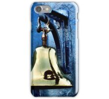 bell iPhone Case/Skin