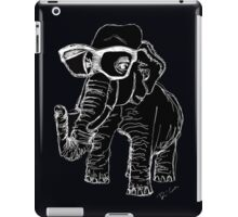 Geeky Elephant iPad Case/Skin