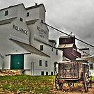 Grain elevators by zumi