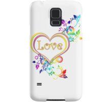 Love in your heart  Samsung Galaxy Case/Skin