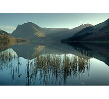 Buttermere...Winter Sunshine Photographic Print