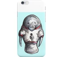 Man on a tee iPhone Case/Skin