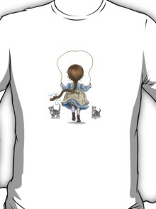 skipping along T-Shirt