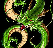 Shenron by DesmondDesign