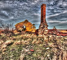 Collapsed at Collector. by Ian Ramsay