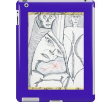 all I kneaded waS AN EXCUSE iPad Case/Skin
