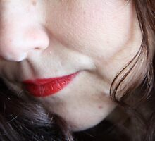 lips the colour of my heart by Penny V-P