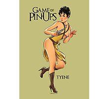 Tyene Sand Photographic Print