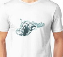 Deep sea monster fish Unisex T-Shirt