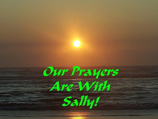 For Our Good Friend Sally Omar Here On Redbubble by Jonice