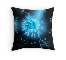 Unstable Alchemy Throw Pillow