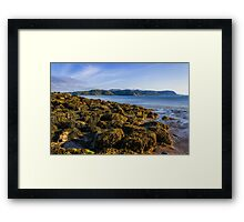 West Shore Framed Print