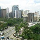 Makati City I by jfsrulz