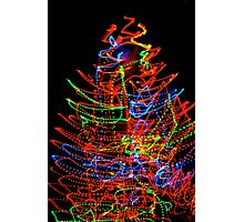 Merry Xmas RedBubblers Photographic Print