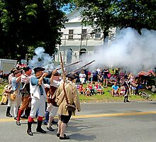 4th of July Sudbury, MA by Imagery