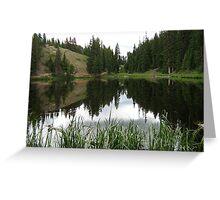 Lake Irene Greeting Card