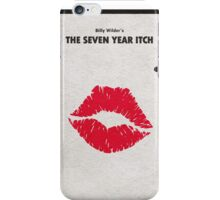 The Seven Year Itch iPhone Case/Skin