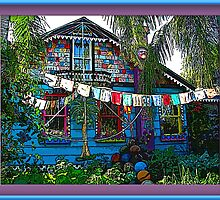 Whimsey Home #2 by glink