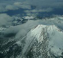 Mt. Scott - Crater Lake by Dan Janssen