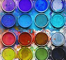 Paintbox Palette by albertjunior