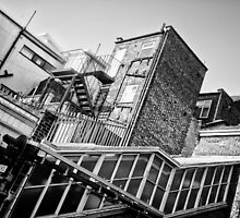 Upton Park Tube Station by AntSmith