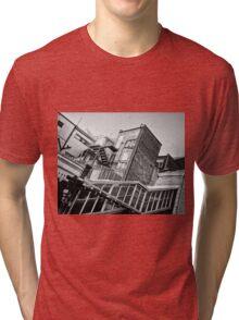 Upton Park Tube Station Tri-blend T-Shirt