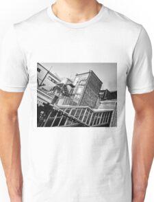 Upton Park Tube Station Unisex T-Shirt