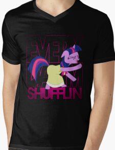 Twilight Sparkle LMFAO Shufflin' Mens V-Neck T-Shirt