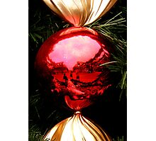 May The Holidays Season Color Your World Beautifully ! Photographic Print