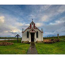 Italian Chapel by Fraser Ross