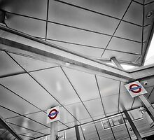 Vauxhall Tube Station by AntSmith