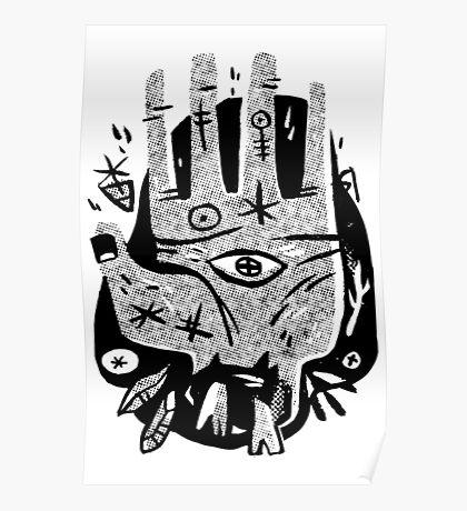 Lend a Hand Poster