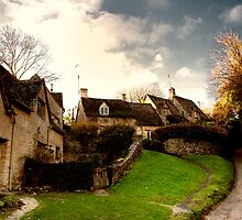 Bibury by Edward Bentley
